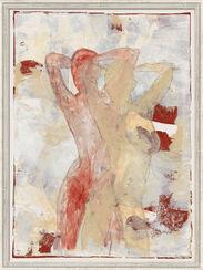 """Bild """"Impressionen eines Sommers 28"""" (1997) (Original / Unikat), gerahmt"""