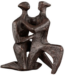 "Sculpture ""The Commitment of Love"", Bronze"