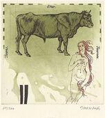 """Picture """"Taurus"""" (21.4.-21.5.)"""