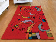 "Carpet ""Magic Mark"" (120 x 180 cm)"