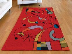 """Teppich """"Simbolo Mágico"""" (120 x 180 cm)"""