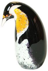 """Glass object """"Penguin II"""""""