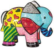 """Schmuckdose """"Elefant Tonio"""", Kunstguss"""
