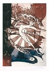 """Bild """"Hera"""" (2010), ungerahmt"""
