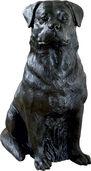 """Sculpture """"Rottweiler"""" (2010)"""