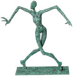 "Skulptur ""Hola"" (2011), Bronze"