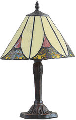 "Tiffany Table Lamp ""Kayla"""