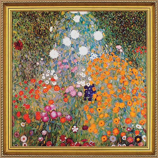 "Painting ""flower garden"""