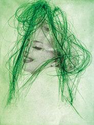 "Bild ""Mythos Marilyn - Unfrisur"" (2002)"