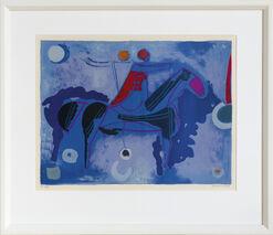 """Bild """"Von Farbe zu Form"""" (1969)"""