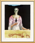 "Picture  ""Aglaia"" - from the Graphic Sequence  ""Three Graces"""
