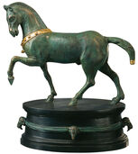 The Horses of Saint Mark, horse II