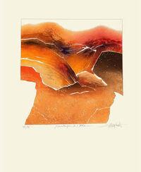 """Bild """"Montagnes de l'Atlas"""", ungerahmt"""