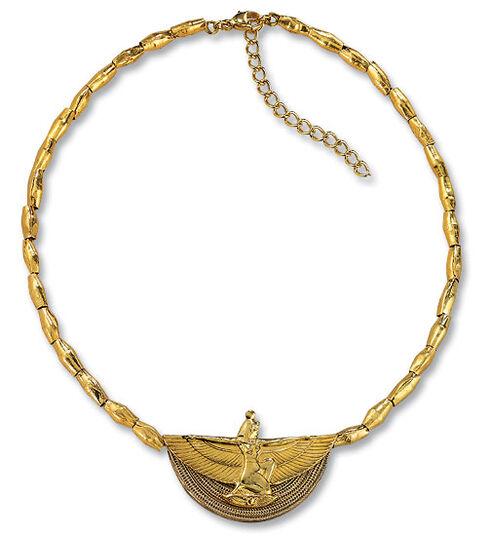 """Petra Waszak: """"Necklace of Isis"""""""