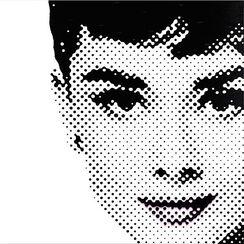 """Bild """"Audrey, Rosa"""" (2015), Exklusiv-Edition für das KUNSTHAUS ARTES"""