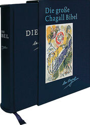 """The big Chagall's Bible"""