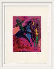 "Bild ""Marino from Shakespeare II / VI"" (1978/79)"