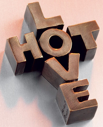 "Herbert Rauer: object ""Hot Love"""