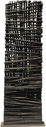 """Alexander Heil: Skulptur """"Home Again"""" (2015) (Unikat),Eichenholz"""