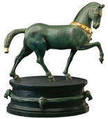 The Horses of Saint Mark, horse I