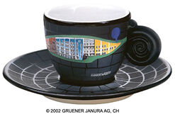 "Espresso Cup ""The Rolling Hills"""
