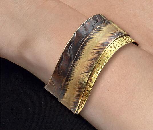 """Bracelet """"Triangulo"""""""