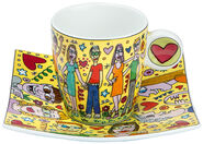 "Espressotasse ""Cup of Love"""