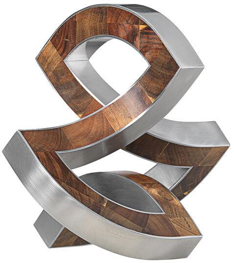 "Nikolaus Weiler: Skulptur ""Raumwogen"" (2015) (Original / Unikat)"