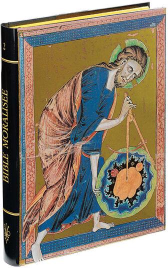 """Folder Reprint """"Bible Moralisée"""""""