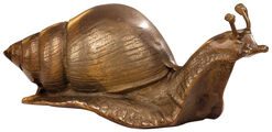 "Garden Figure ""Great Snail"", bronze"