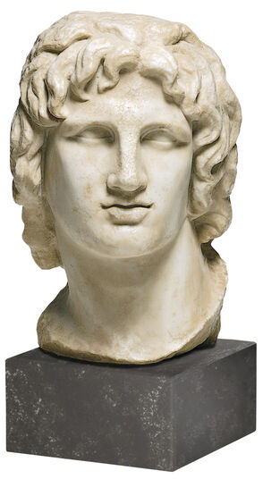 Leochares: Alexander the Great
