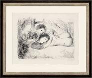 """Bild """"Akt am Fenster"""" (1953/54)"""