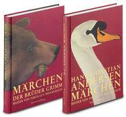 Märchen von Grimm und Andersen illustriert von Nikolaus Heidelbach