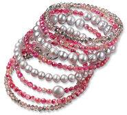 """Bracelet """"Pink Lady"""""""