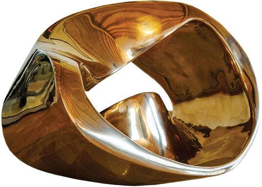 "Wolfgang Lamché: Skulptur ""Nient' altro che fantasia"" (1995), Bronze"