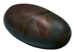 """Heiliger Stein """"Shivalingam"""""""