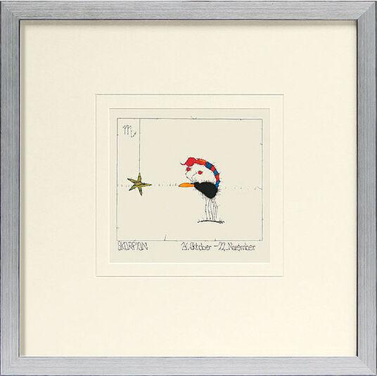 "Michael Ferner: Picture ""Scorpio (24.10.-22.11.)"""