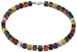 "Collier ""Cubo"""