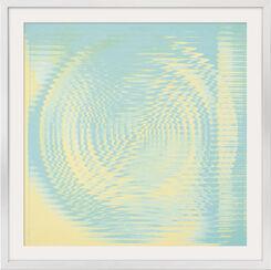 """Bild """"Lichtkomposition"""" (1971)"""