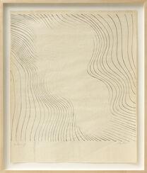 """Bild """"Welle"""" (Entwurf) (1965)"""