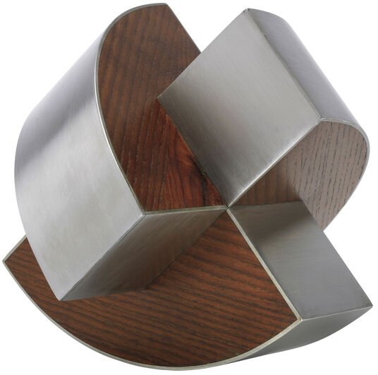 """Nikolaus Weiler: Skulptur """"Rotativum"""" (2017) (Original / Unikat)"""