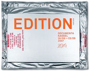 DOCUMENTA 12 EDITIONS