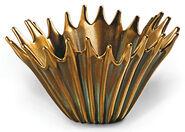 "Schale / Coppa ""Agave"", Bronze"