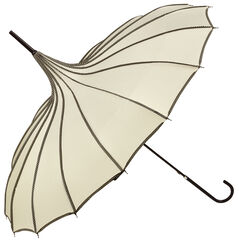 "Stick Umbrella ""Justine"""