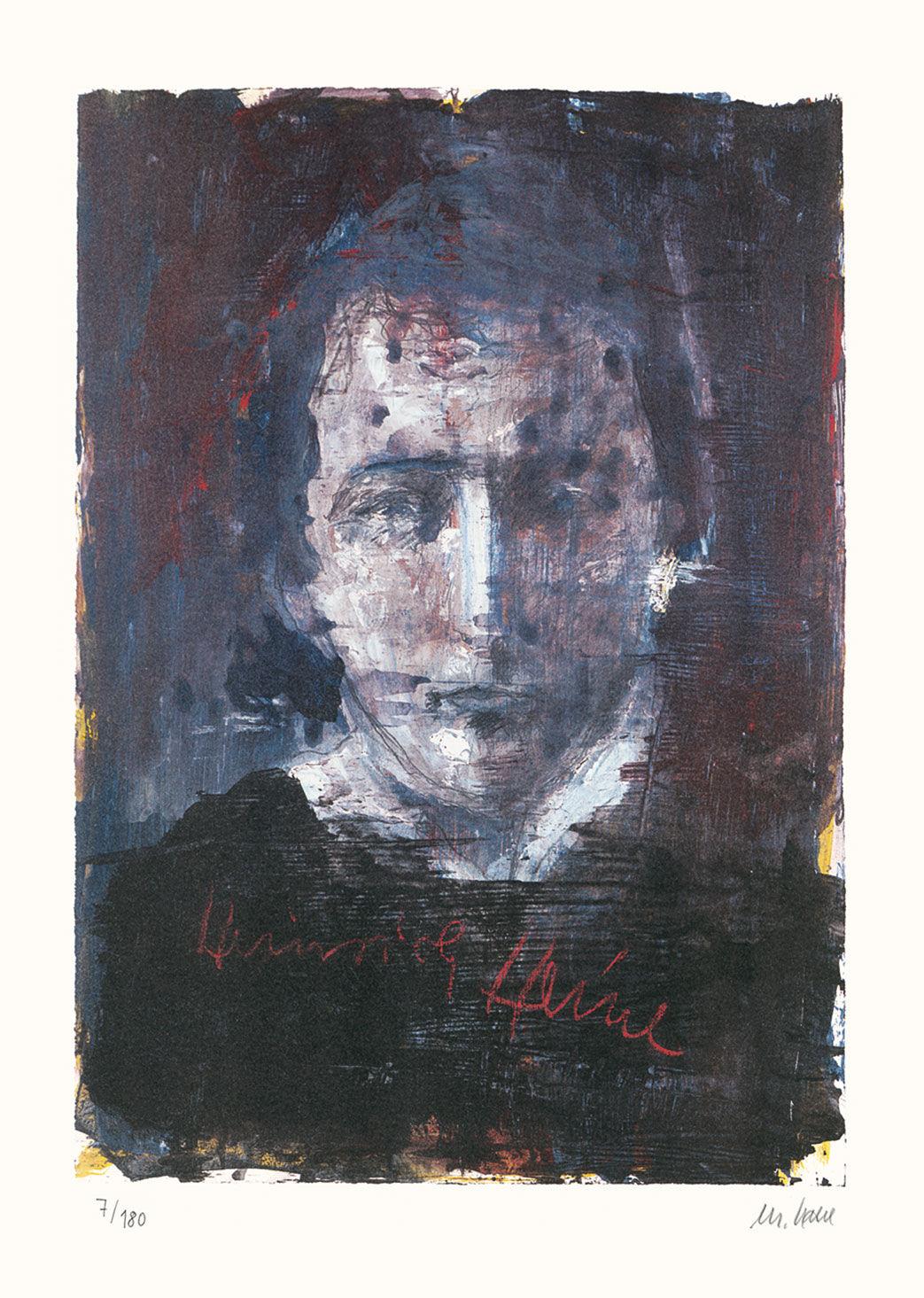 """Picture """"Heinrich Heine"""" (2006)"""