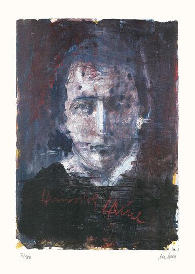 """Armin Mueller-Stahl: Picture """"Heinrich Heine"""" (2006)"""