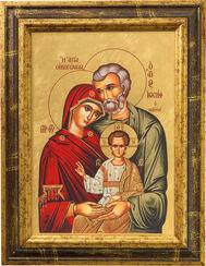 """Bildikone """"Die Heilige Familie"""""""