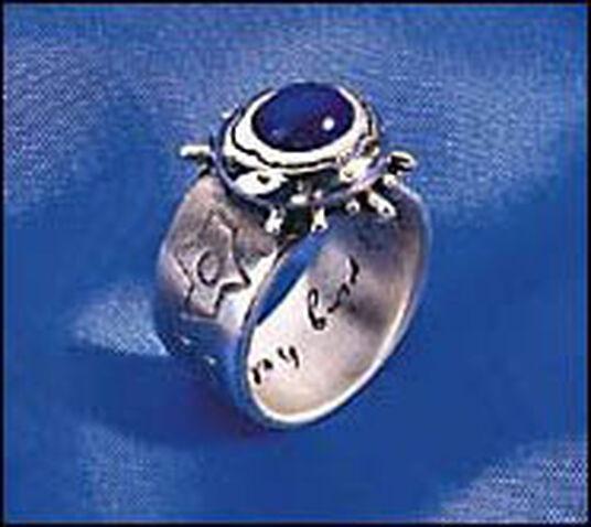"""Andora + Della: Ring """"Hoffnung"""""""