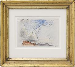 "Bild ""Landschaft"" (1941) (Unikat)"