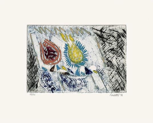 """Louttre B.: Bild """"Les Fruits pour Malabon"""" (1992)"""